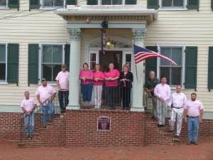 Group - Milton Goes Pink