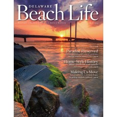"Delaware Beach Life, featured Milton in ""Home-Style History"""